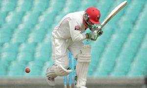 NSW v SA - Sheffield Shield: Day 1