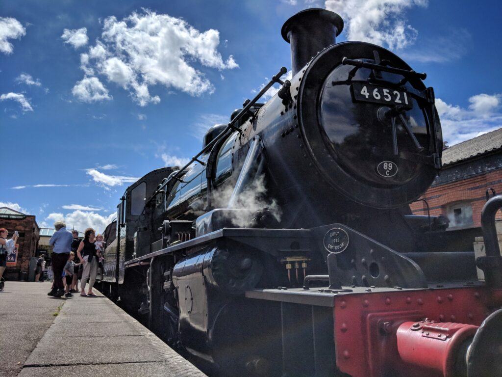 Grand Central Railway summer holiday 2021