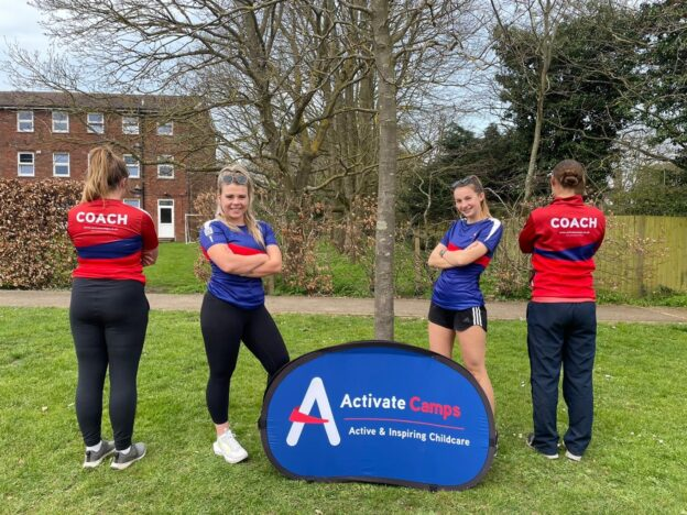 Activate Camps Team summer sport kit